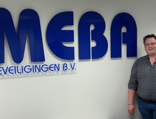 Bekend gezicht vervult de functie van Werkvoorbereider bij MEBA beveiligingen